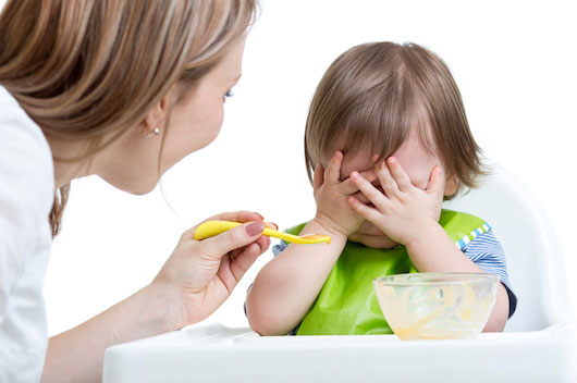 what to feed a sick toddler