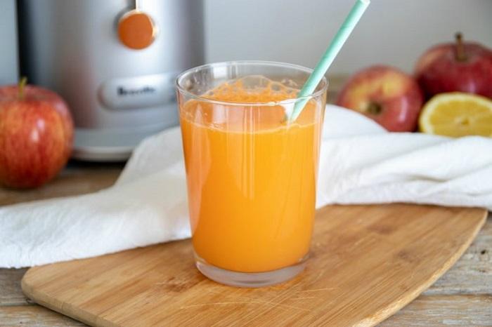 Jellies with fruit juice