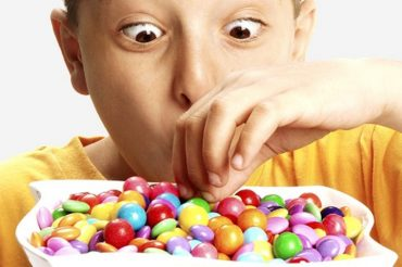 Why do children love sweets