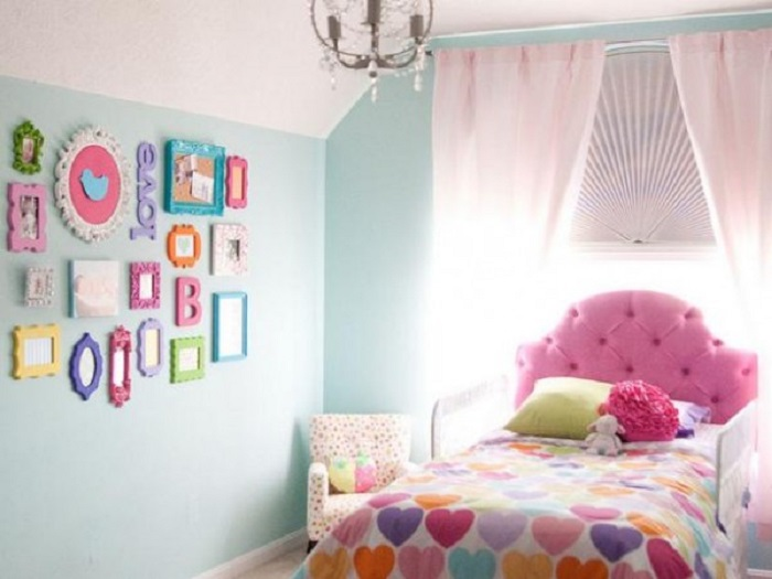 decorate your kids room