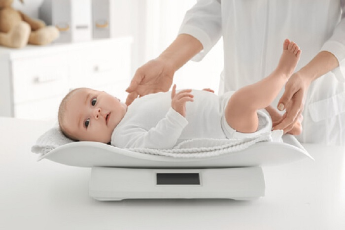 reasons for baby not gaining weight