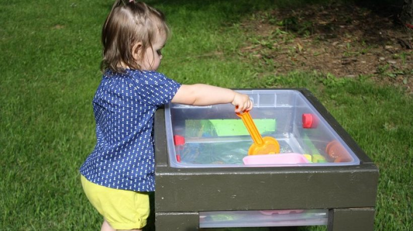 How to Make Water Table for Kids (Step by Step Guideline)