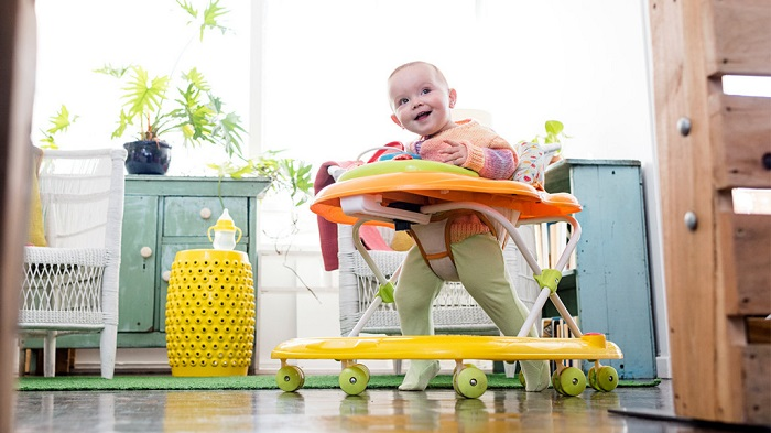 Why should baby walkers be banned