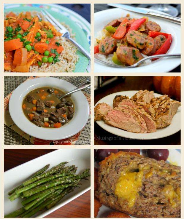 Real food recipe index