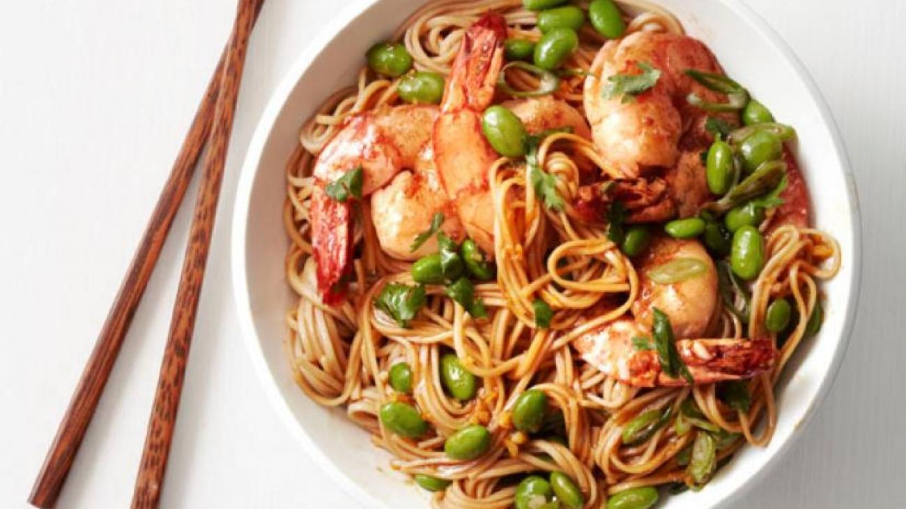 oriental noodles recipe