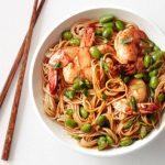 oriental noodles recipe