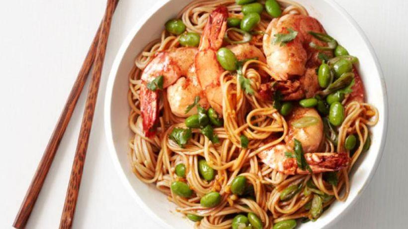The best oriental noodles recipe: Try it yourslef