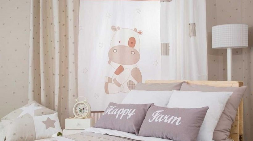 Kids room curtains ideas: choose the best one