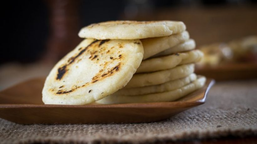 How to make arepas gluten-free for your kids breakfast?
