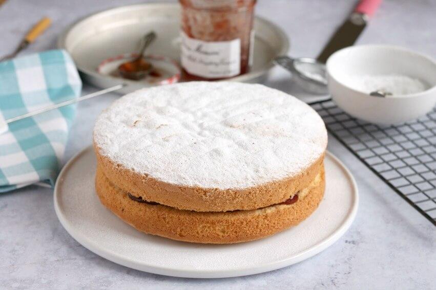fat free cake recipe
