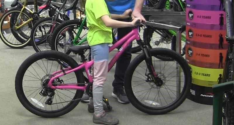 Kids Bike Top Guideline