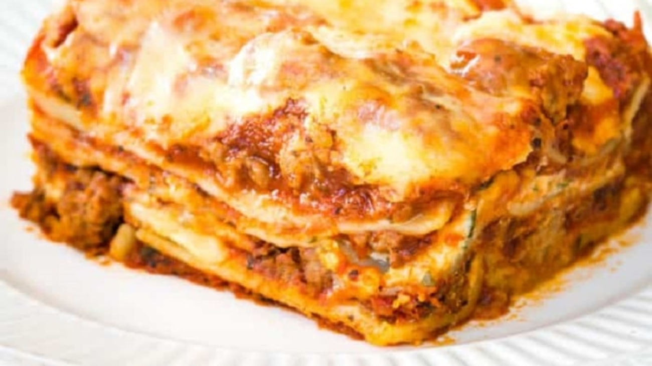 How to cook gluten free lasagna pasta in the microwave